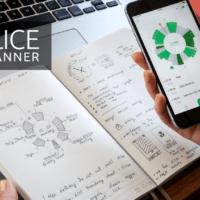 Slice Planner Merges Paper and Digital Through A Unique Visual UI