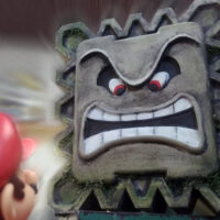 Model of the Week: THWOMP! Retro Game Console [Its'a Me, Mario!]