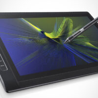 Wacom's MobileStudio Pro Tablet Comes with an Embedded 3D Scanner