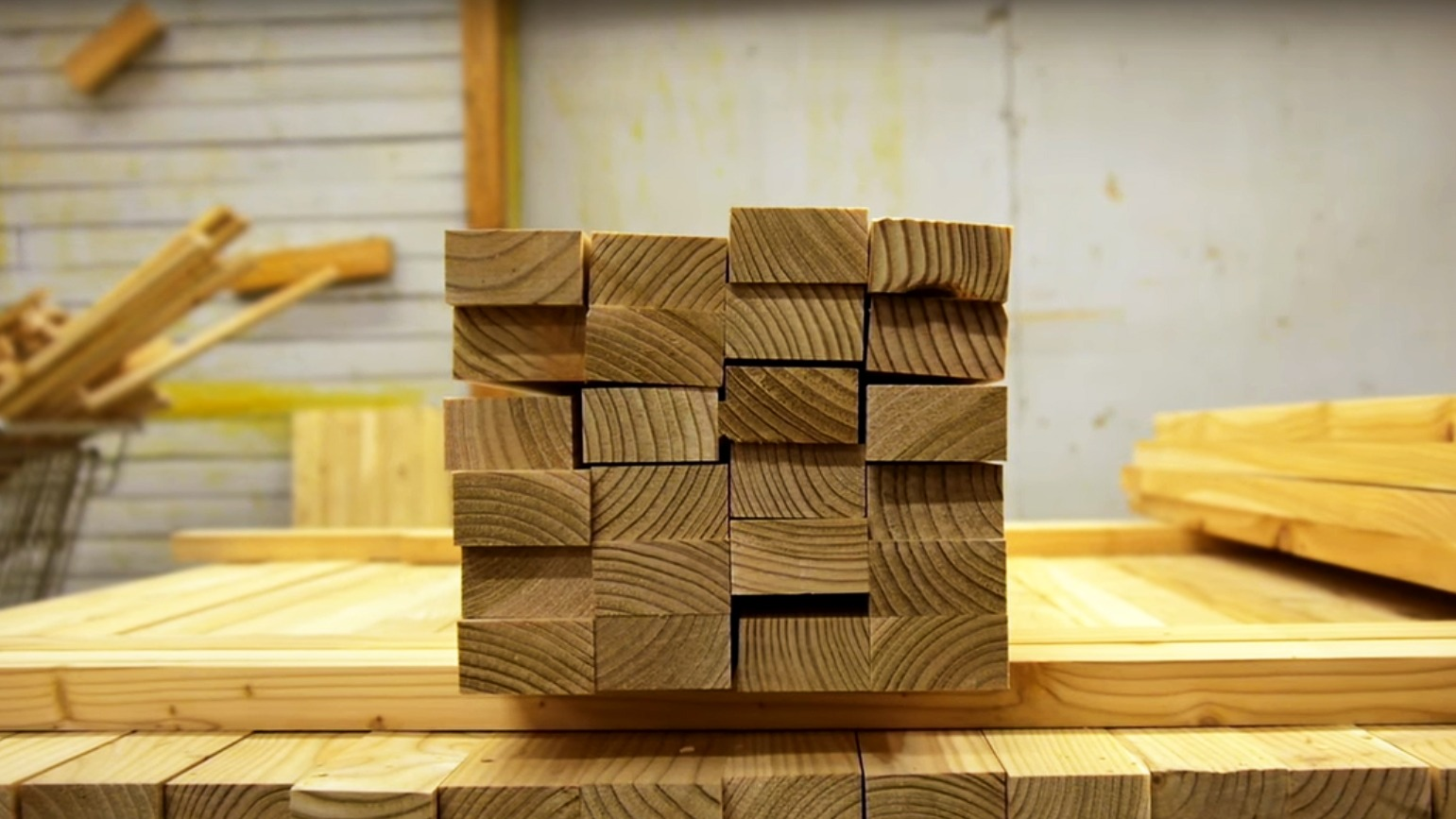 behind the design how an end grain butcher block cutting board is made solidsmack