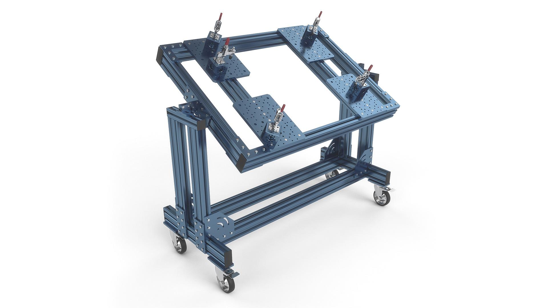 Is A Web Based Machine Builder Platform