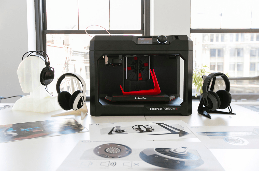 MakerBot Headphones