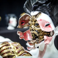 Behind the Design: Weta Workshop's Ghost in the Shell Geisha Mask