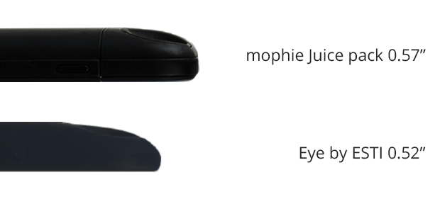 mophie-juice-pack-vs-esti-eye-thickness-iphone-case