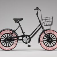 Bridgestone Goes Airless with Resin-based Bicycle Tires