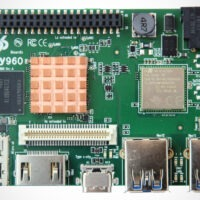 Huawei Launches Raspberry Pi Competitor Based on a High-End Smartphone Chip