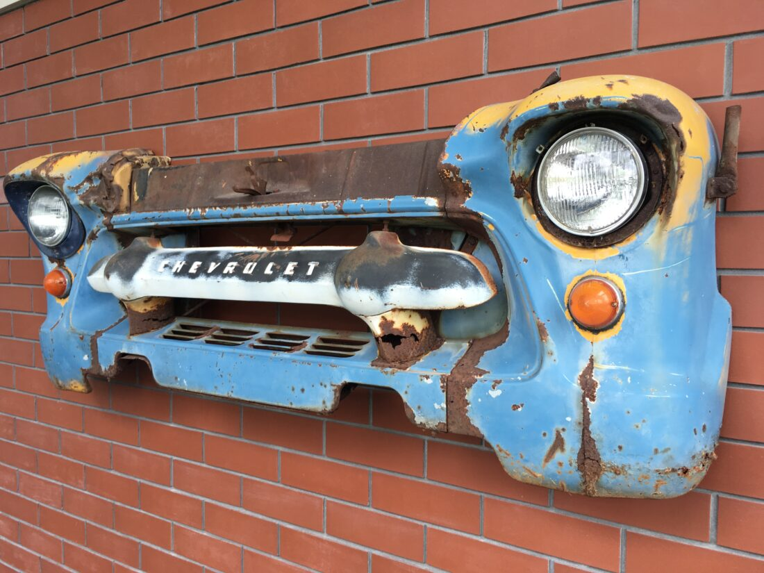 car wall art