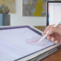 Duet Pro 2.0 Adds Additional Wacom Tablet-Like Features to the iPad Pro