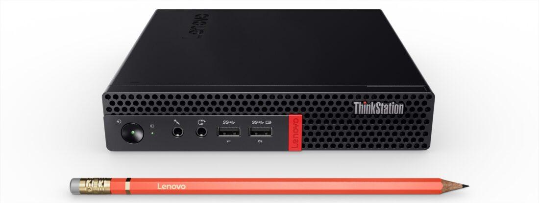 ThinkStation P320 Tiny SFF workstation