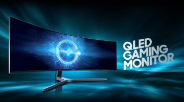 Samsung's 49-inch Ultra-Wide Curved Monitor is Its Biggest Screen Yet