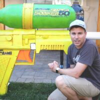 The World's Largest Super Soaker Will Win Any Squirt Gun Fight