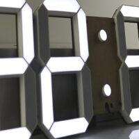 Cool Tools of Doom: The Pinty LED Digital Wall Clock