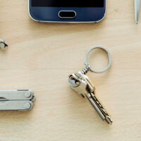 World's Smallest EDC Multi-Tool – So Small You Could Fit It in Your Nostril