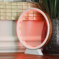 Model of the Week: 3D Printed LED Ring Lamp [Ring O' Fire!]