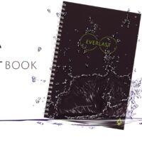 Rocketbook's Everlast is a Reusable Notebook with Scannable Pages