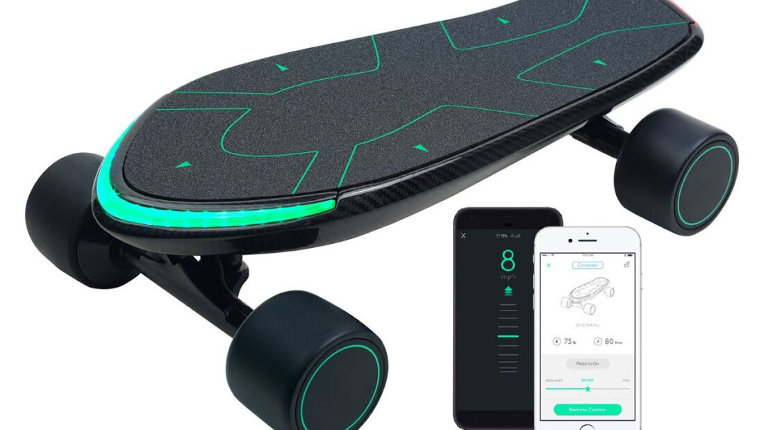 Spectra Electric Skateboard