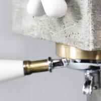 This Brutalist Espresso Machine Deserves a Spot on Your Kitchen Counter