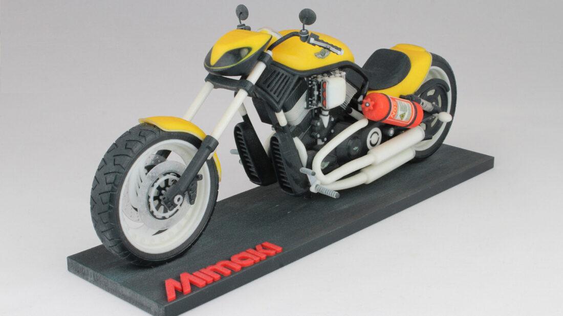 Mimaki Full-Color 3D Printing