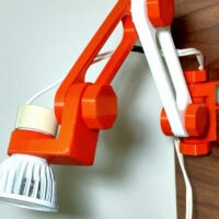 Model of the Week: Articulating LED Lamp [5 Articulating Points of Awesome!]