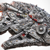 The LEGO Millenium Falcon is the Largest and Most Expensive LEGO Set to Date
