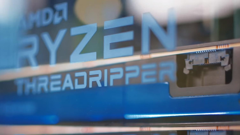 AMD Ryzen Threadripper 3D CAD