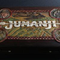This Handmade 'Jumanji' Board Build Process Will Suck You In
