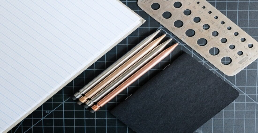 Minimal MFD Mechanical Pencil