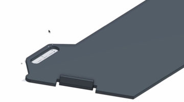 Top 3 Onshape Updates: Variable Fillet, Sheet Metal Tab, Bend Relief Size