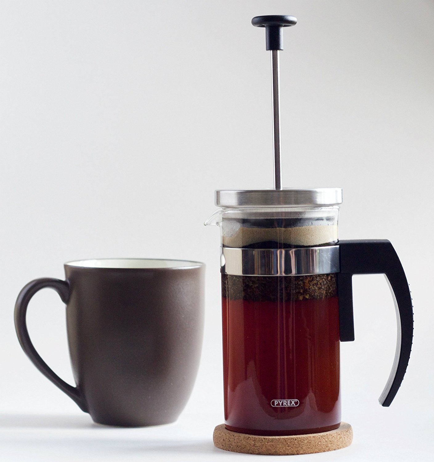 Single Serve Coffee Makers Not Made In China : Cool Tools of Doom: Briliante Single-Serve French Press Coffee Maker [20% OFF SolidSmack ...