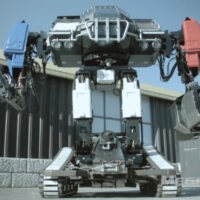 The Giant Robot Duel Between USA and Japan Will Be Streaming Next Tuesday