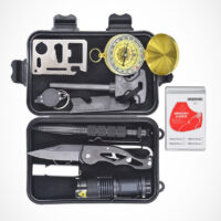 Cool Tools of Doom: The Eachway Professional 10-in-1 Outdoor Survival Kit