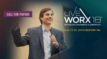 PTC | LiveWorxs 2018 Call For Presenters