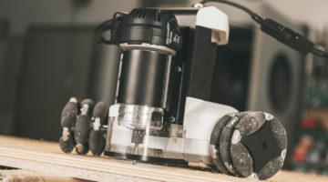 The Goliath CNC is A 22 Pound, Autonomous CAD Sculpting Machine