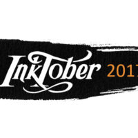 Inktober 2017 | Improve Your Product Drawing – Come along on a 31 day Sketching Odyssey