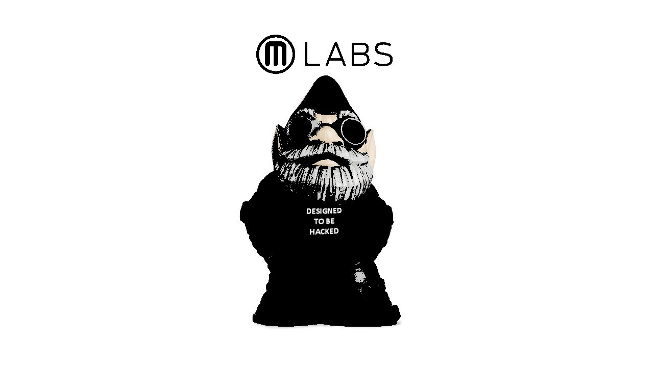 makerbot labs - designed to be hacked