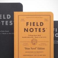 Cool Tools of Doom: Field Notes Pocket-Sized Sketchbooks
