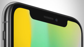 Don't Like the New 'Notch' on the iPhone X? There's an App for That