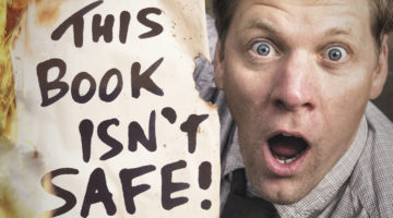 Cool Tools of Doom: 'This Book Isn't Safe' by Garage Inventor Colin Furze