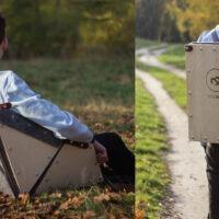 SkillCoach   Felt & Wood Chair – Virtual Design Critique