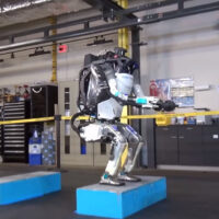 Boston Dynamics' Atlas is the Start of a Jumping Robot Invasion