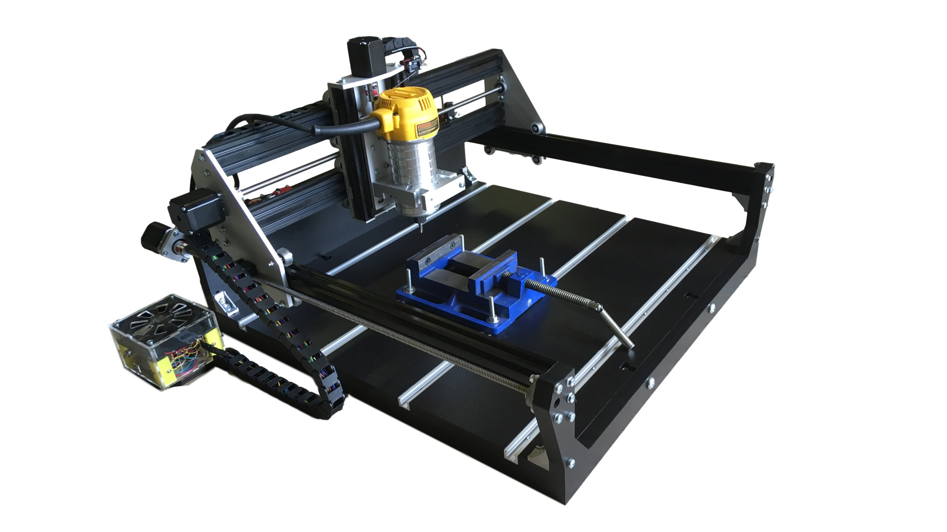 millright carve king desktop cnc