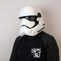 Model of the Week: Star Wars Stormtrooper Helmet [Put Your Helmet On, FN-2187!]