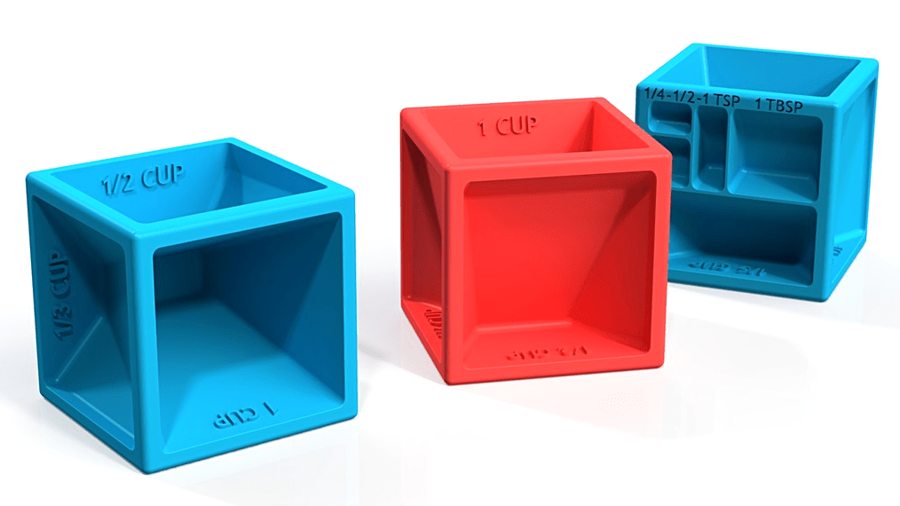 3d printed measuring cups