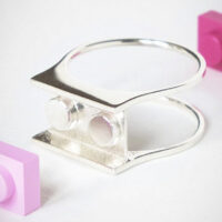 Hint Lab Blends 3D Printing with LEGO in New Jewelry Collection