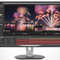 Phillips Gears Up to Release New 32″ 4K Professional Monitor with USB-C Dock