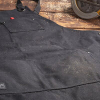 Cool Tools of Doom: Hudson Durable Goods Waxed Canvas Work Apron