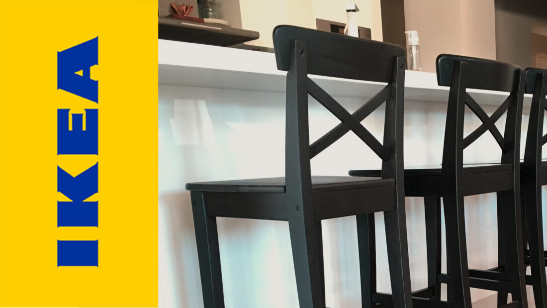 SkillCoach | IKEA INGOLF Bar Stool U2013 Virtual Design Critique   SolidSmack