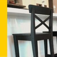 SkillCoach | IKEA INGOLF Bar Stool – Virtual Design Critique