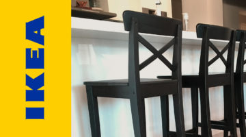 SkillCoach | IKEA INGOLF Bar Stool – Virtual Design Critique