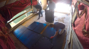 Good Works Studio is A Two-Man Company Using 3D Printed Floors to Help Refugees